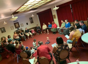 Stepping Stone Gathering 28 July 2019